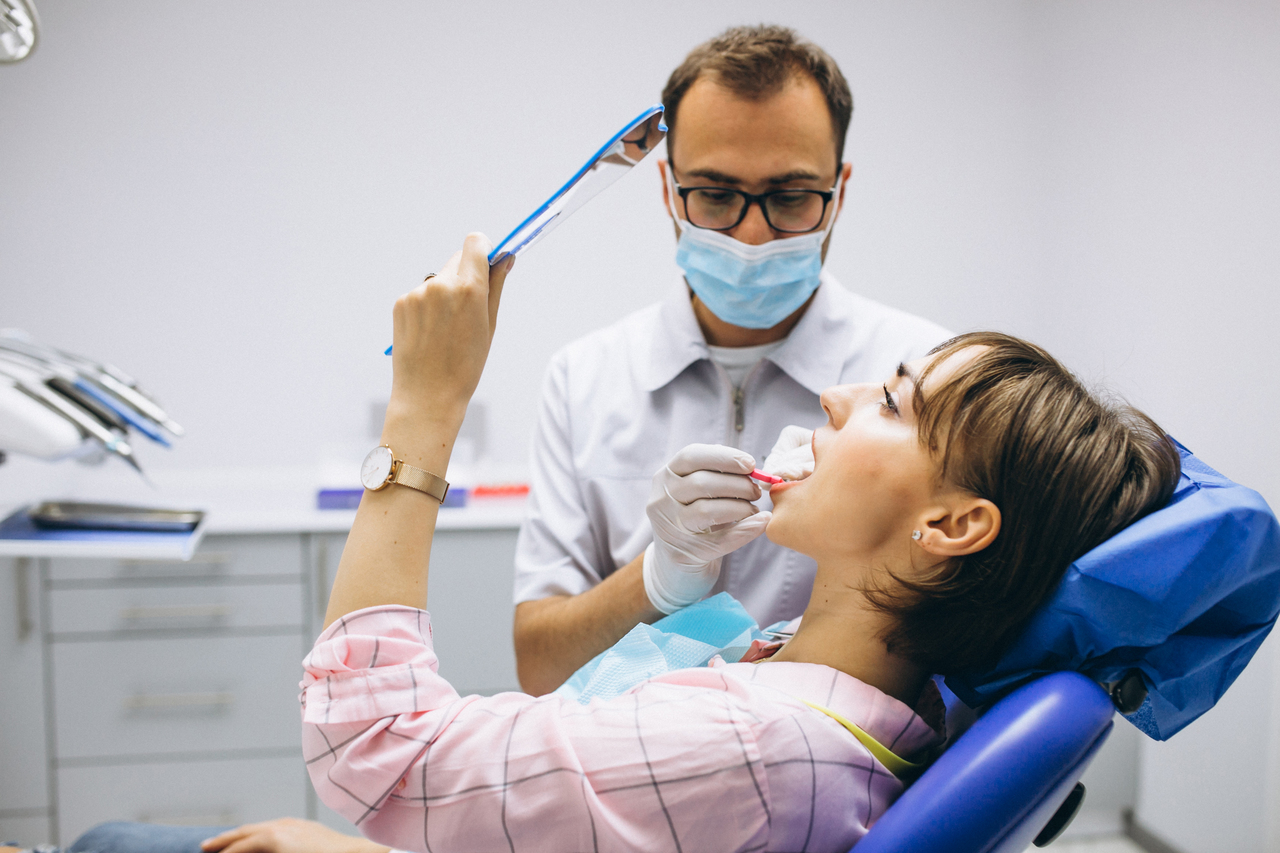 appareil dentaire adulte